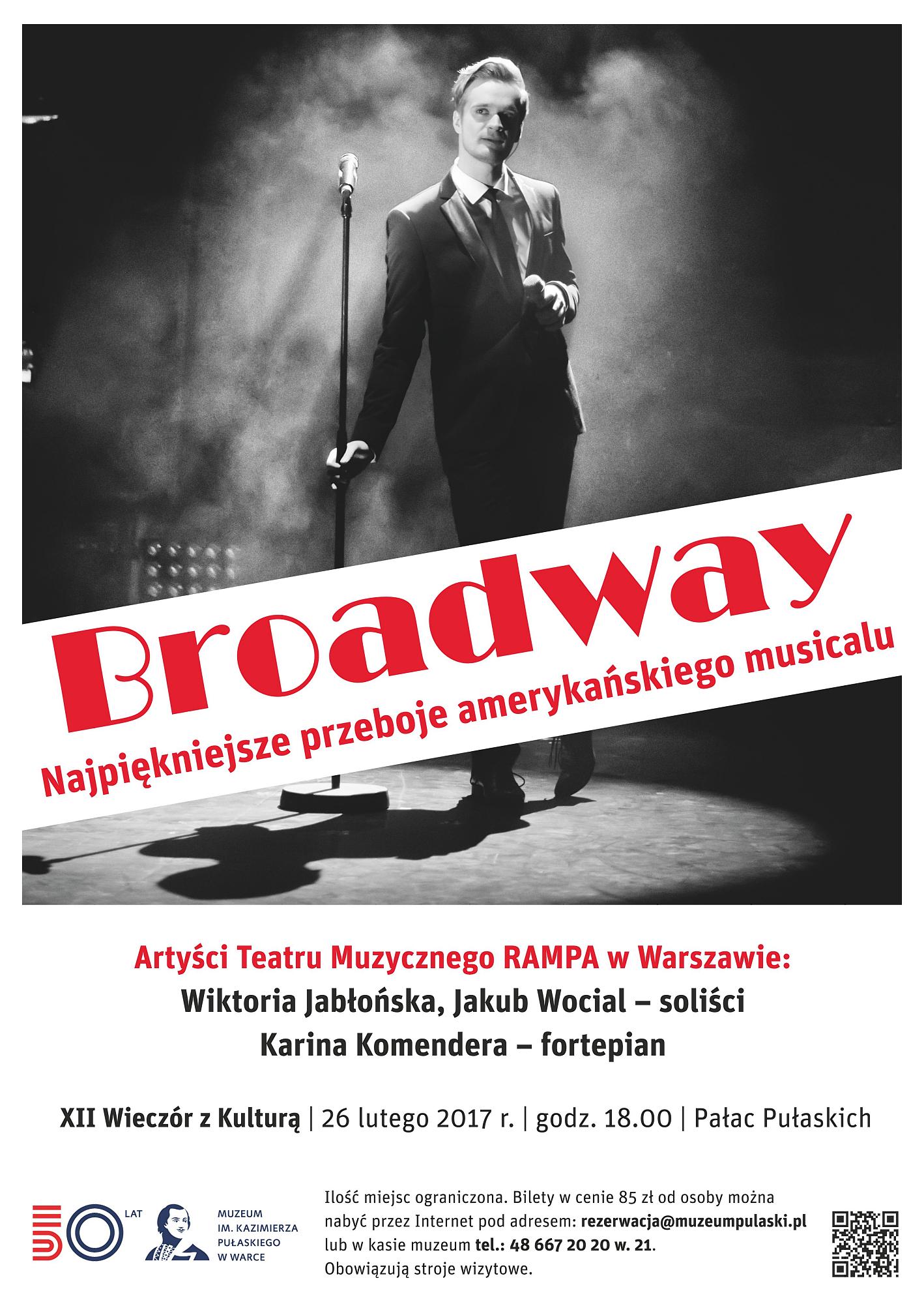 Xii Wieczór Z Kulturą Broadway W Polsce