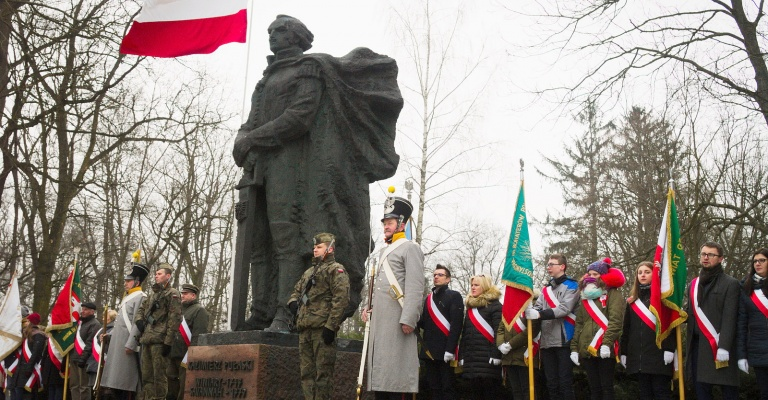 273. rocznica urodzin Kazimierza Pułaskiego i 250. zawiązania konfederacji barskiej