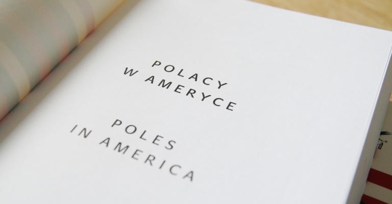 """Nowa książka """"Polacy w Ameryce"""", t. 1"""