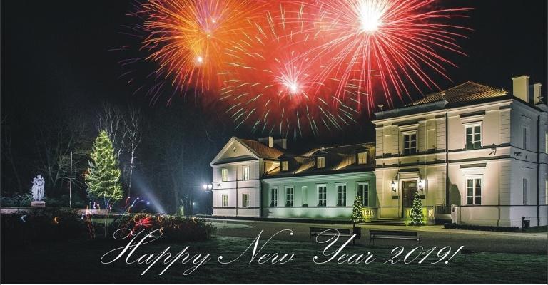 Szczęśliwego Nowego Roku - Happy New Year
