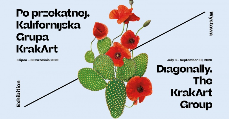 "Exhibition ""Diagonally by KrakArt Group"""